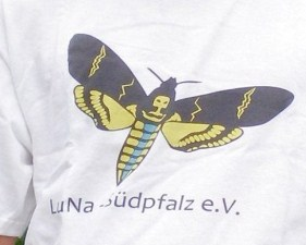 T-Shirt Junior Standard weiss Detail
